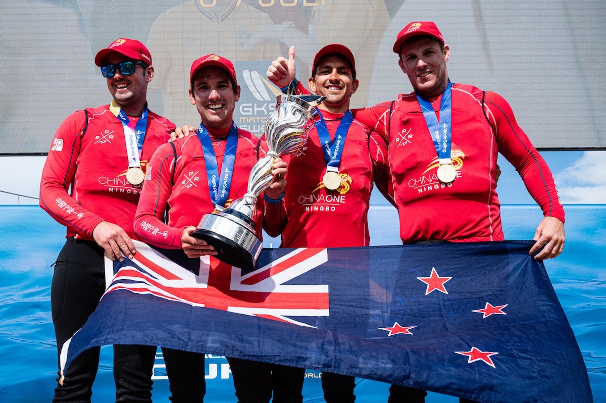 Bermuda Gold Cup to host 2020 Open Match Racing World Championship