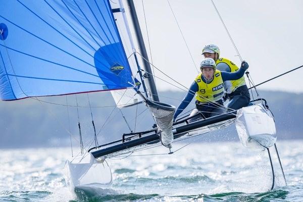 Olympic classes in Kiel