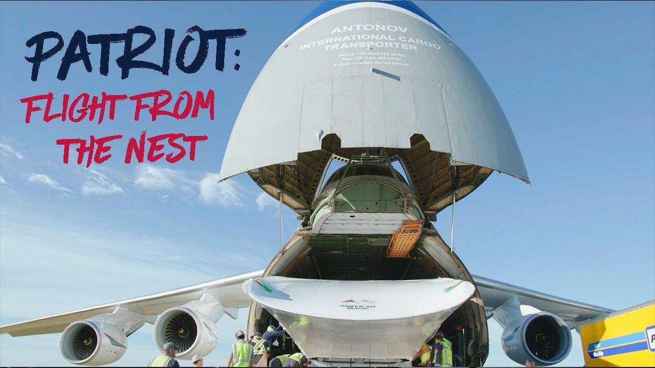 PATRIOT: FLIGHT FROM THE NEST