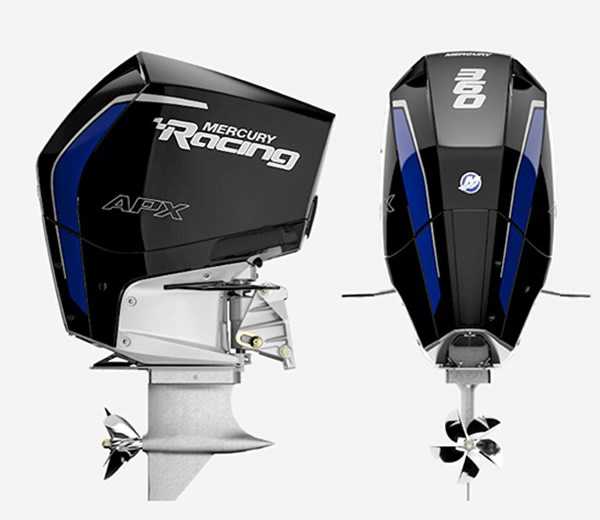 New Mercury Racing 360 APX outboard motor