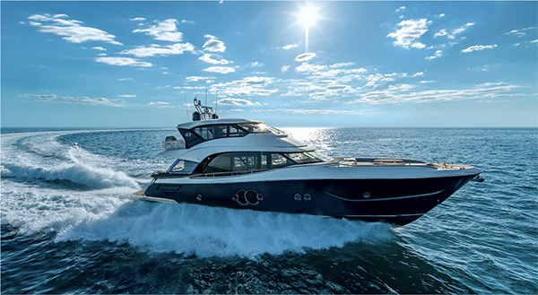 Monte Carlo Yachts unveils the new MCY 76 Skylounge